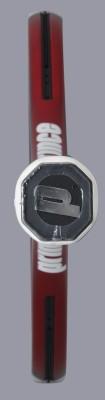 Prince Exo3 Hornet 100 FR S3 Strung Tennis Racquet (White, Red)