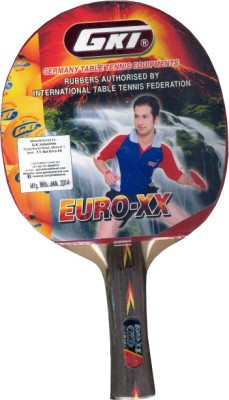 GKI Euro XX Table Tennis Racquet (Weight - 77 g)