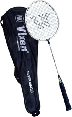 Vixen Silver Magic 1.25 Strung Badminton Racquet (Multicolor, Weight - 270 g)