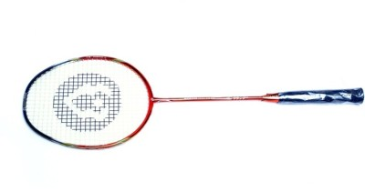 Fox CARBON BSI909 Foam Strung Badminton Racquet (Multicolor, Weight - 150 g)