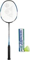 YONEX MUSCLE POWER 22 G4 Strung Badminton Racquet (Multicolor, Weight - 85 G)