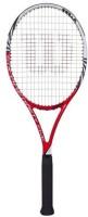 Wilson Six One 95 G4 Strung Tennis Racquet (Multicolor, Weight - 309)