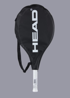 Head Speed 26 Strung Tennis Racquet (Black, White, Weight - 240)