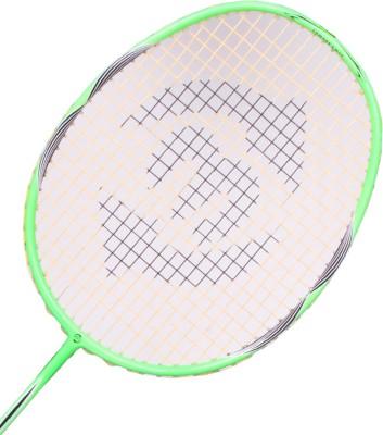 Maspro Air flow G4 Strung Badminton Racquet (Green, Weight - 300 g)