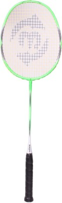 Maspro Air flow G4 Strung Badminton Racquet (Green, Weight - 300 g)