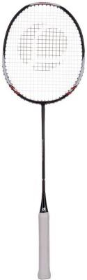 Artengo BR750 ADULT G4 Strung Badminton Racquet (Black, Weight - 96 g)