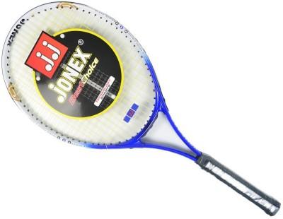 Jonex Pro 646 Standards Unstrung Tennis Racquet (Blue, White, Weight - 250 g)