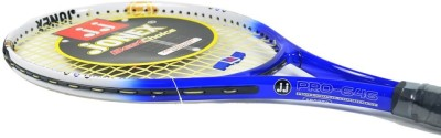 Jonex Pro 646 Standards Unstrung Tennis Racquet (Blue, White, Weight - 250 g)