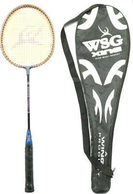 WSG Xine Strung Badminton Racquet (Multicolor, Weight - 110 g)