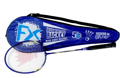 Megaplay FX R2 G4 Strung Badminton Racquet (Blue, Weight - 90 g)