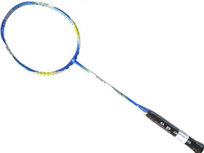 apacs Virtuoso 10 g4 Unstrung Badminton Racquet (Blue, Weight - 200 g)