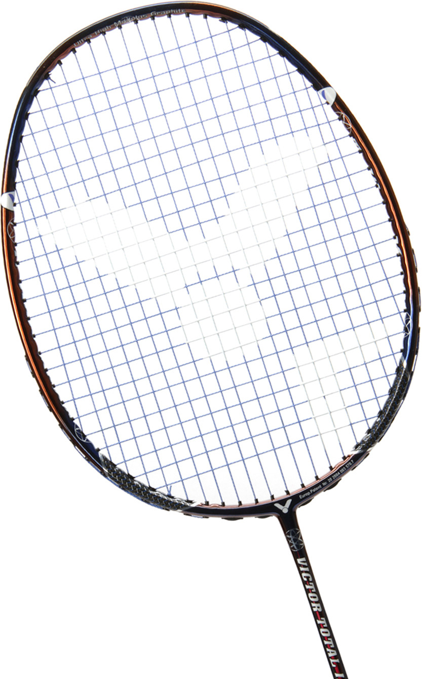 Buy Victor Total Inside Wave 5000 Strung Badminton Racquet Weight ... f76bf6a64d
