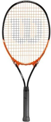 Wilson Match Point 4.375 Strung Tennis Racquet (Multicolor, Weight - 291 g)