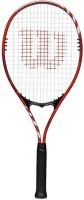 Wilson Grand Slam Xl G3 Strung Tennis Racquet (Red, Weight - 300)