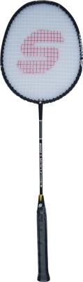 Triumph Smart 8000 Strung Badminton Racquet (Black, Weight - 110 g)