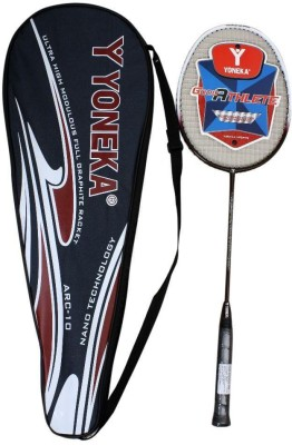YONEKA ARC10 G4 Strung Badminton Racquet (Multicolor, Weight - 300 g)
