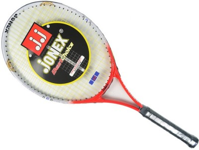 Jonex Pro 646 Standards Unstrung Tennis Racquet (Red, White, Weight - 250 g)