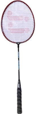 Jonex Club555-A Standard Strung Badminton Racquet (Multicolor, Weight - 400 g)