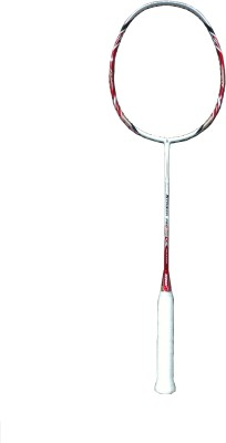 ASHAWAY STRIKER PRO 10 G2 Badminton Racquet (White, Weight - 82 g)