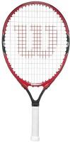 Wilson Roger Federer 21 L2 Strung Tennis Racquet (Multicolor, Weight - 290)