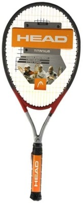 Head Ti S2 US Standard Strung Tennis Racquet (Multicolor, Weight - NA)