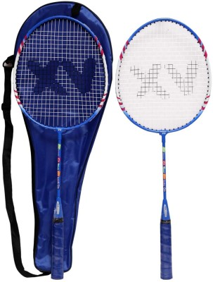 Vx Sports VX-160 G3 Strung Badminton Racquet (Multicolor, Weight - 350)