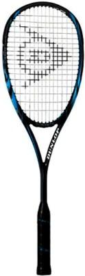 Dunlop Biomimetic Pro Gtx-130 Standard Strung Squash Racquet (Multicolor, Weight - 124 g)