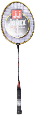 Jonex JJ-A Standard Strung Badminton Racquet (Multicolor, Weight - 400 g)