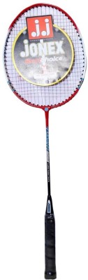 Jonex JJ108-A Standard Strung Badminton Racquet (Multicolor, Weight - 400 g)