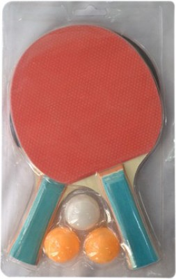 Morex 3 Star Unstrung Table Tennis Racquet (Multicolor, Weight - 350 g)