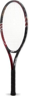 BURN BN509 Standard Strung Tennis Racquet (Red, Black, Weight - 270 g)