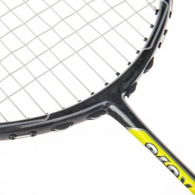 Artengo BR 860 V ADULT G4 Strung Badminton Racquet (Green, Weight - 200 g)