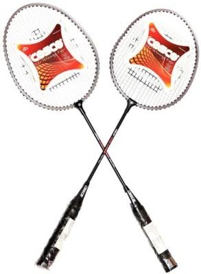 Cosco cb 89 G4 Strung Badminton Racquet (Multicolor, Weight - 350 g)