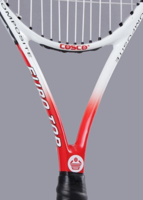 Cosco Euro Top Strung Tennis Racquet