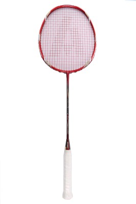 ASHAWAY BLADE PRO 80 G2 Badminton Racquet (Red, Weight - 82 g)