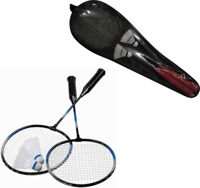 Wasan Spike G2 Badminton Racquet (Multicolor, Weight - 355 g)