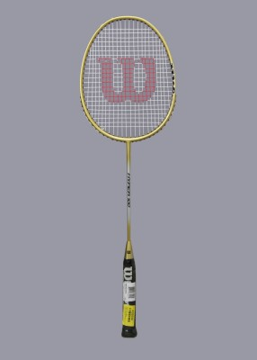 Wilson Hyper 100 Badminton Racquet (Weight - 105)