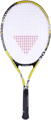 Tecnifibre Speedring Standard Strung Tennis Racquet (Multicolor, Weight - 334 g)