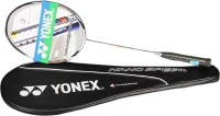 Yonex Nanospeed 5500 G4 Unstrung Badminton Racquet (Grey, Weight - 85)