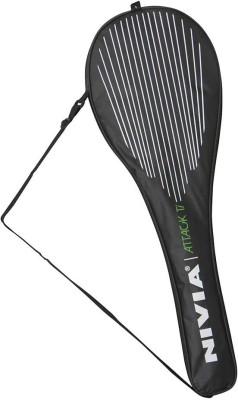 Nivia Attack Ti Strung Squash Racquet