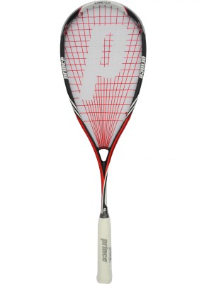 Prince Pro Airstick Lite 550 G0 Strung Squash Racquet (Red, Weight - 130 g)