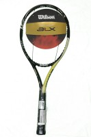 Wilson Pro Tour BLX 4 3/8 Unstrung Tennis Racquet (Black, Weight - 285 G)