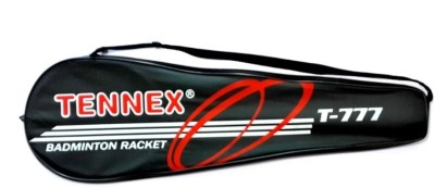 Tennex Badminton Racket T777 Strung Badminton Racquet (Blue, Weight - 218)