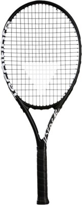 Tecnifibre TF BLACK G3 Strung Tennis Racquet (Black, Weight - 275 g)