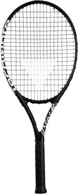 Tecnifibre TF BLACK G3 Strung Tennis Racquet (Black, Weight - 275 g)