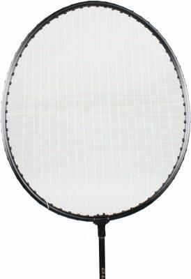 MDI Blaze 7 G4 Strung Badminton Racquet (Black, Silver, Weight - 250 g)