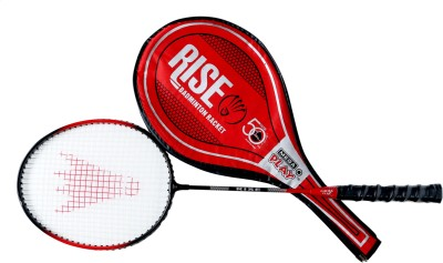 Megaplay RR 2 G4 Strung Badminton Racquet (Red, Weight - 90 g)