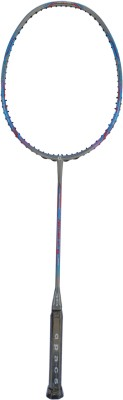 APACS Feather Weight 65 WITH Lether Cover G0 Unstrung Badminton Racquet (Multicolor, Weight - 68 g)