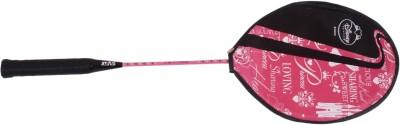 Disney Princess G4 Strung Badminton Racquet (Pink, Weight - 400 g)