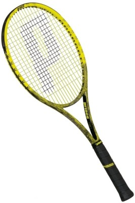 Prince EXO3 Rebel 95 Standard Unstrung Tennis Racquet (Yellow, Weight - 346g)